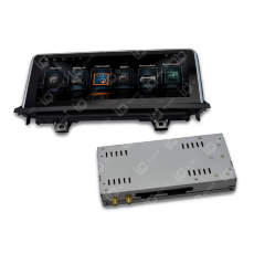 "Автомагнитола IQ NAVI T58-1116C BMW X5 (E70) (2006-2010) / X6 (E71) (2007-2012) 10,25"" с Carplay"